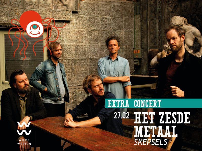 Zesde Metaal Extra Concert