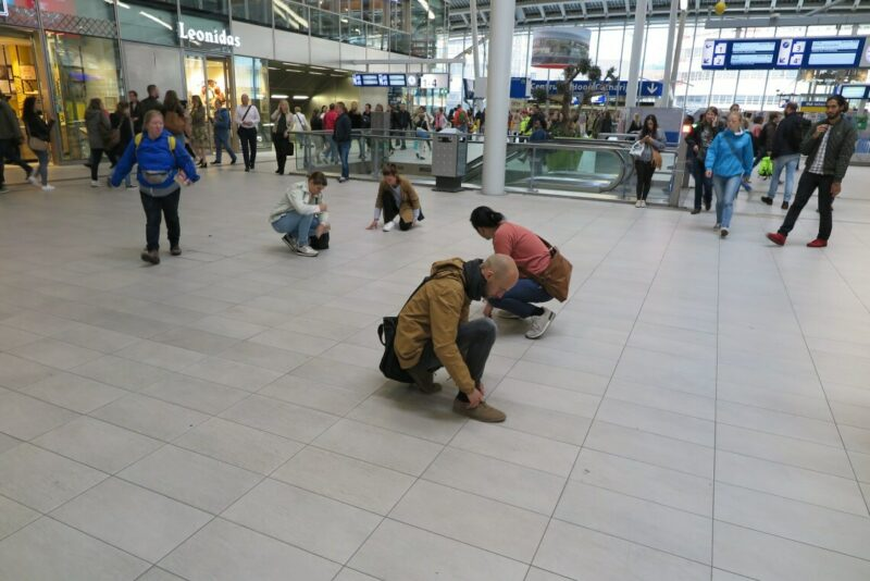 Stationshal Wim De Winne